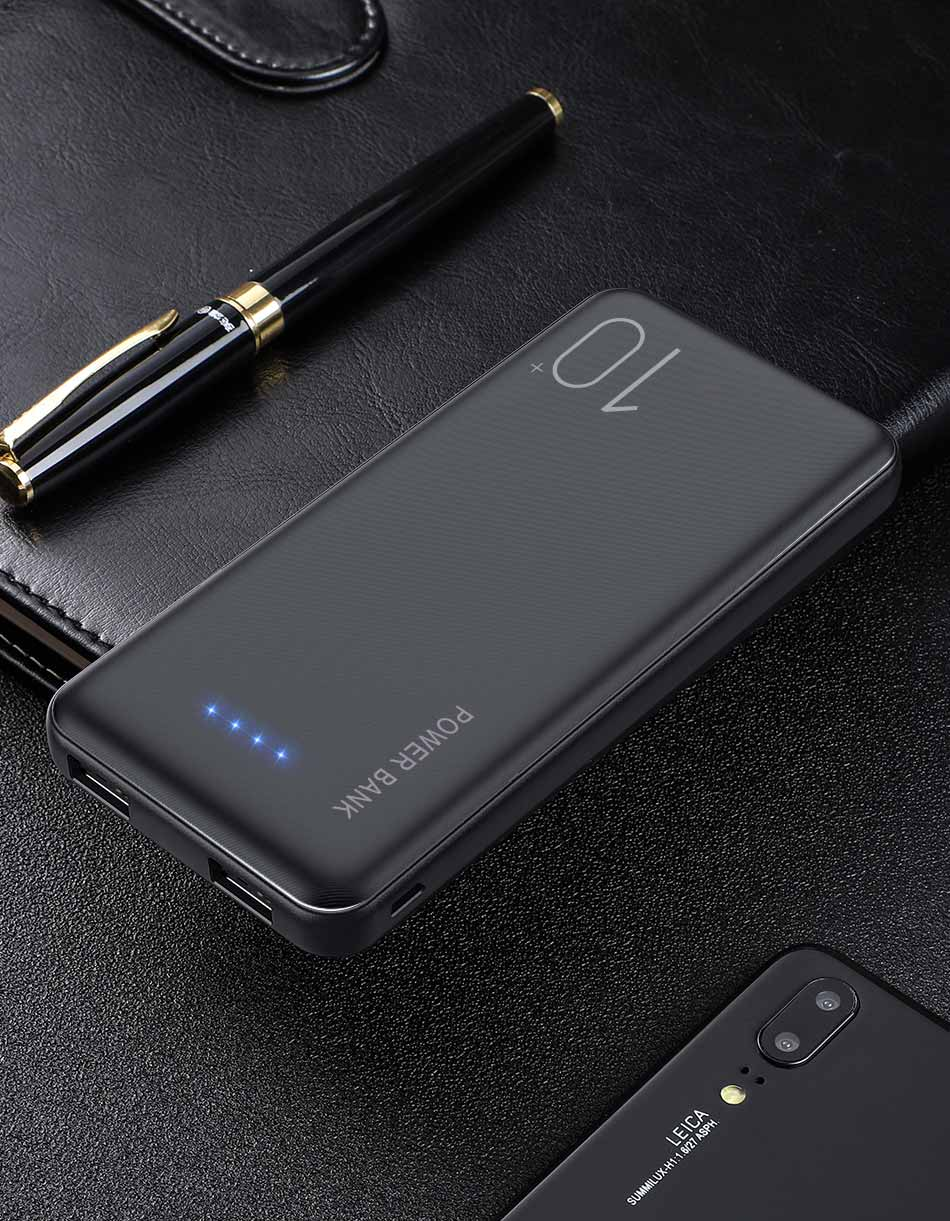 Super Slim Power Bank - Millennials Merchandise