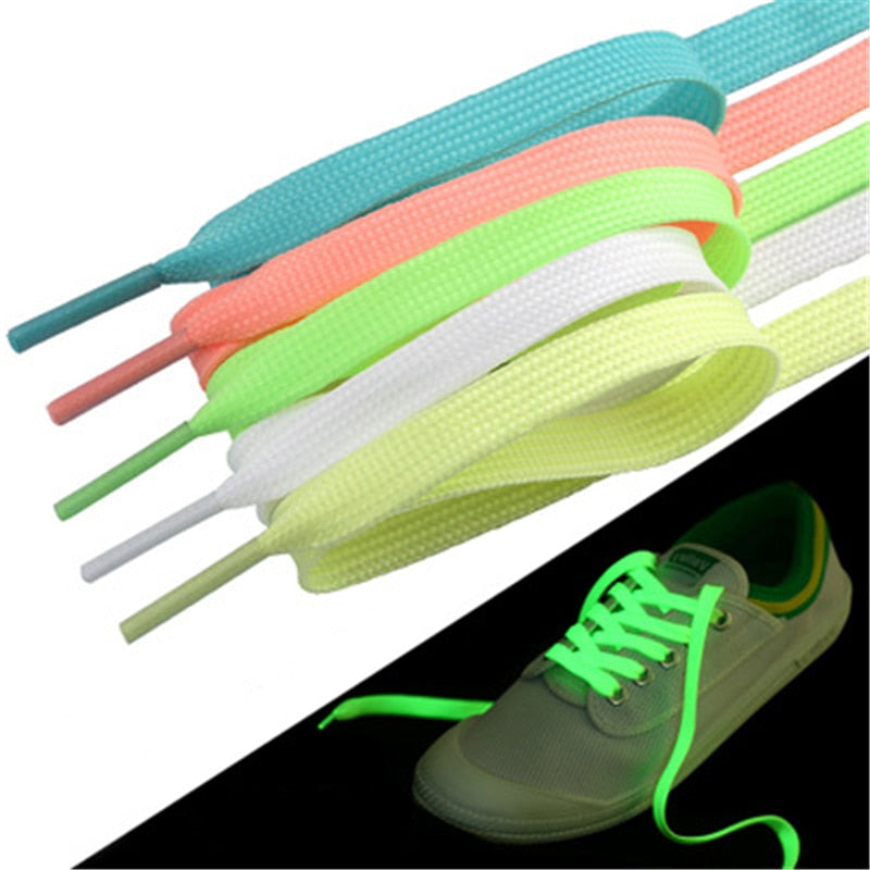 Glowing Shoelaces - Millennials Merchandise