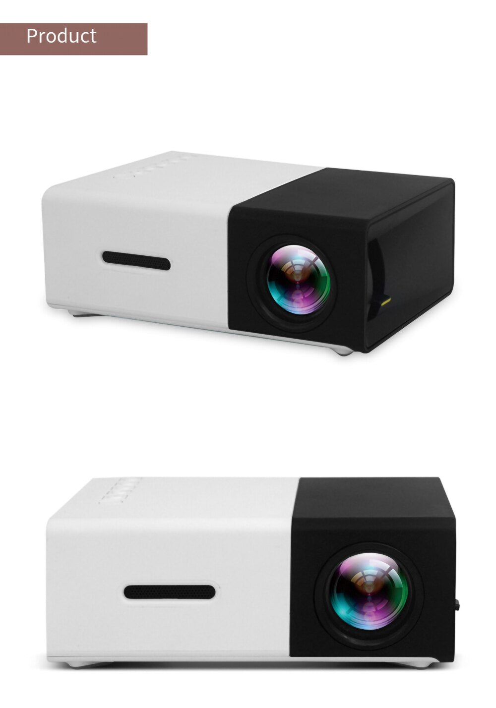 LED Mini Movie Projector - Millennials Merchandise