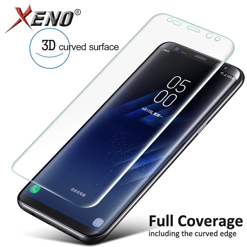 Gel Screen Protector for Samsung - Millennials Merchandise