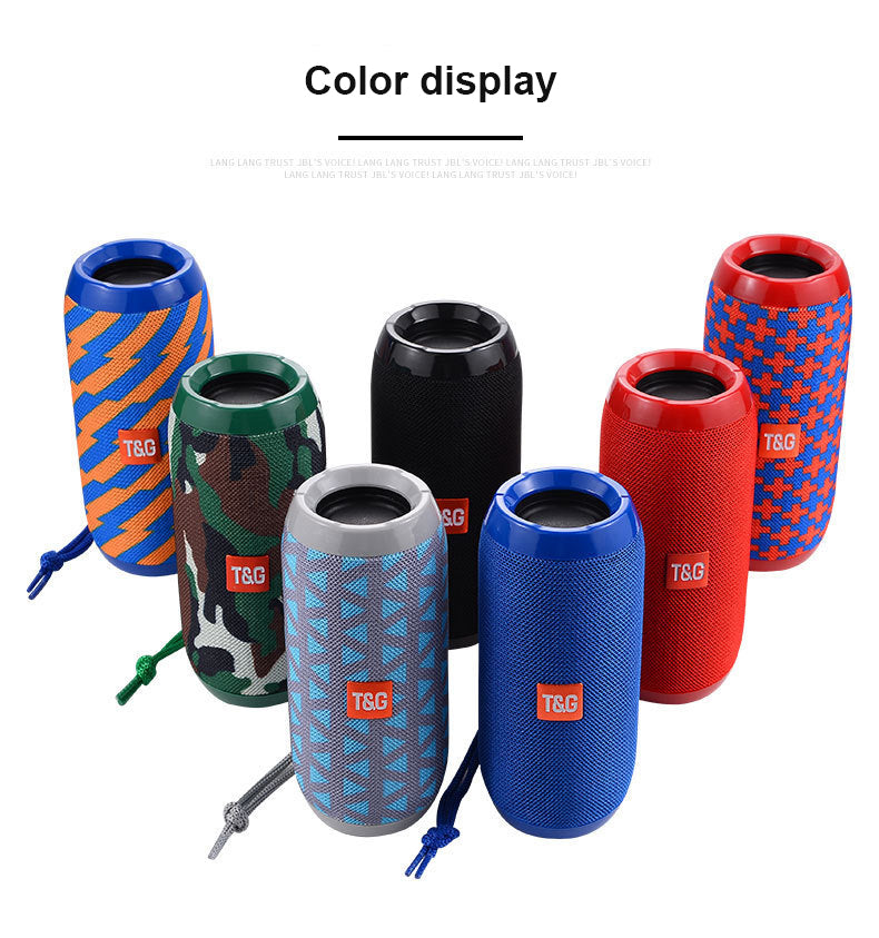 Wireless Bluetooth Speaker - Millennials Merchandise