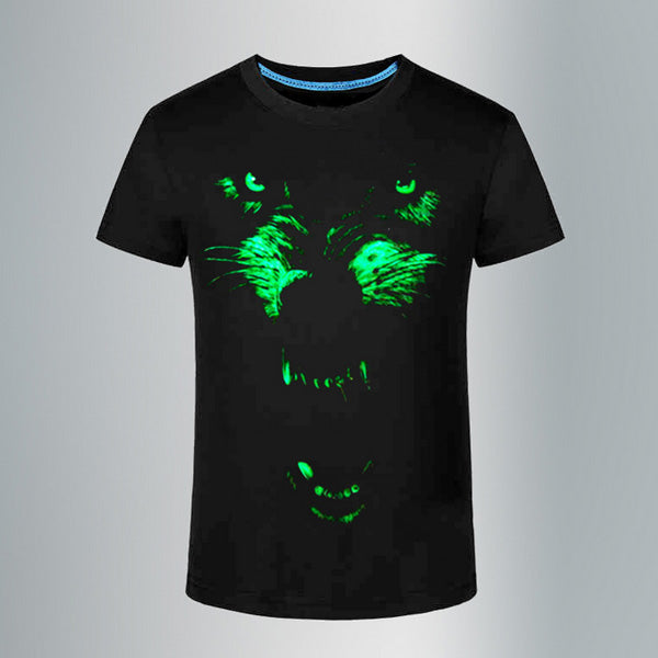 Glowing T-Shirts - Millennials Merchandise