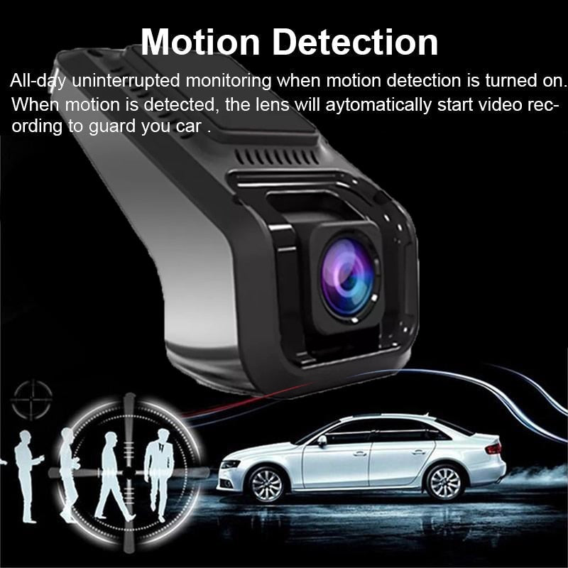 Car Dash Camera - Millennials Merchandise