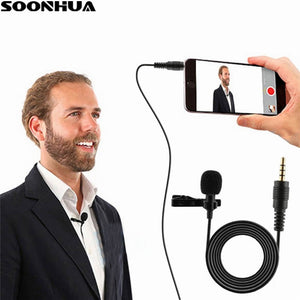 Mini Microphone w/ Clip for Phone - Millennials Merchandise