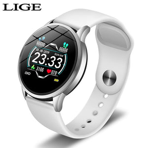 Stainless Steel Waterproof Smart Watch - Millennials Merchandise