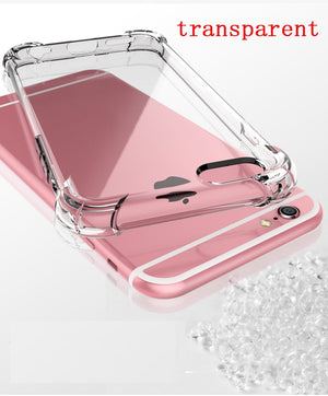 Transparent Cases For iPhone - Millennials Merchandise