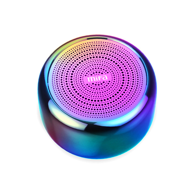 Metal Bluetooth Speaker - Millennials Merchandise