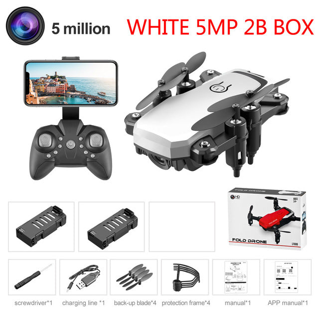 Mini Drone with 4K HD Camera - Millennials Merchandise