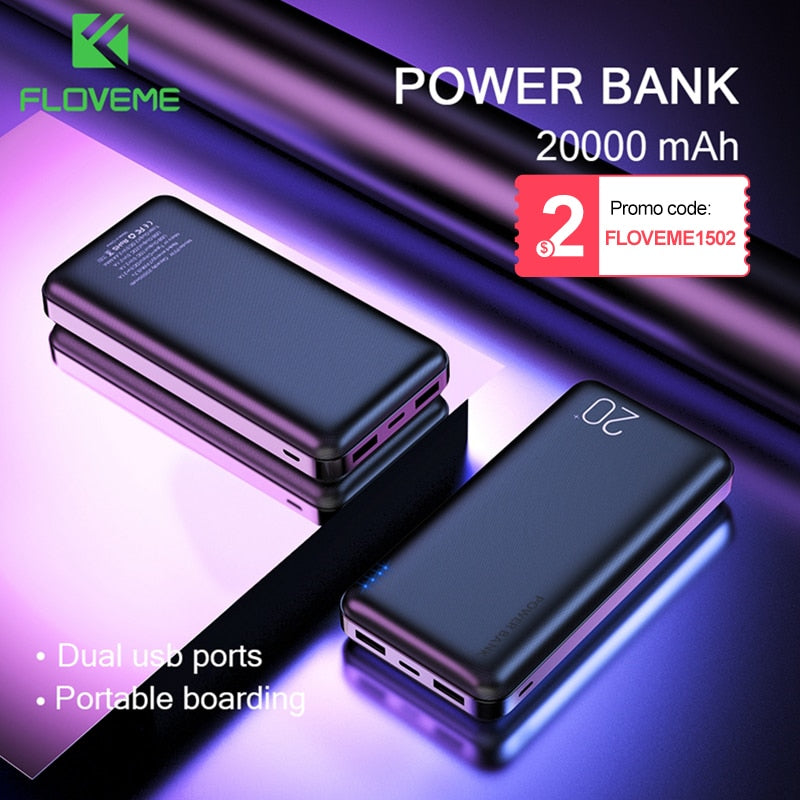 Power Bank 20000mAh - Millennials Merchandise