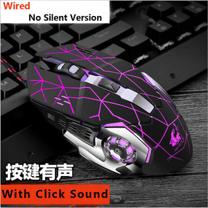 Pro Computer Gaming Mouse - Millennials Merchandise
