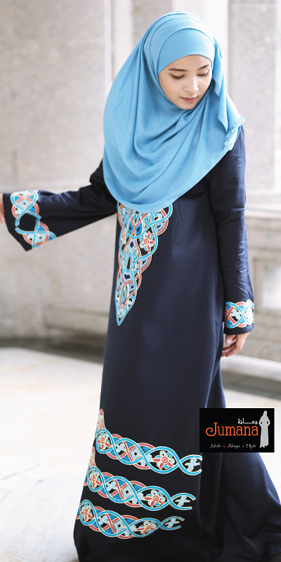 ABEER  Dark Blue