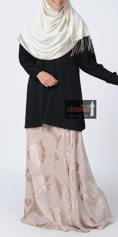 Hannan Skirt - Cream