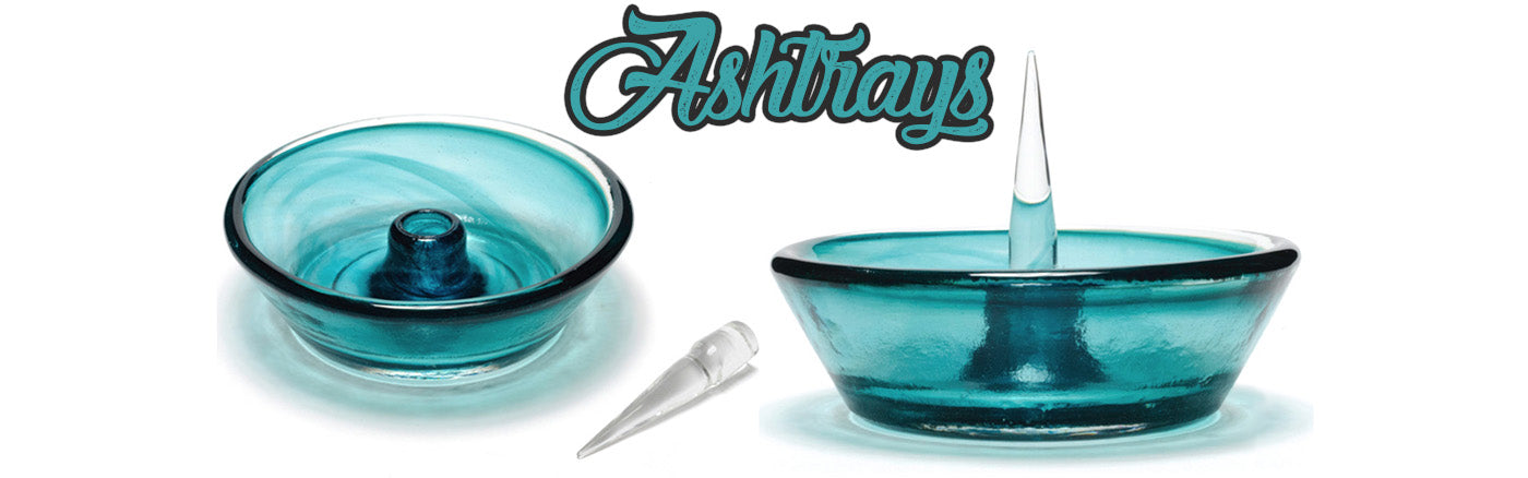 Ashtrays.