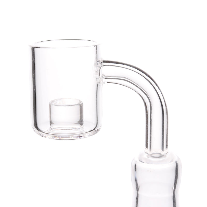 SHG 14mm Female Polished Quartz Banger Dab Nail