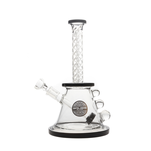 Bougie Glass Cyclone Bong 01