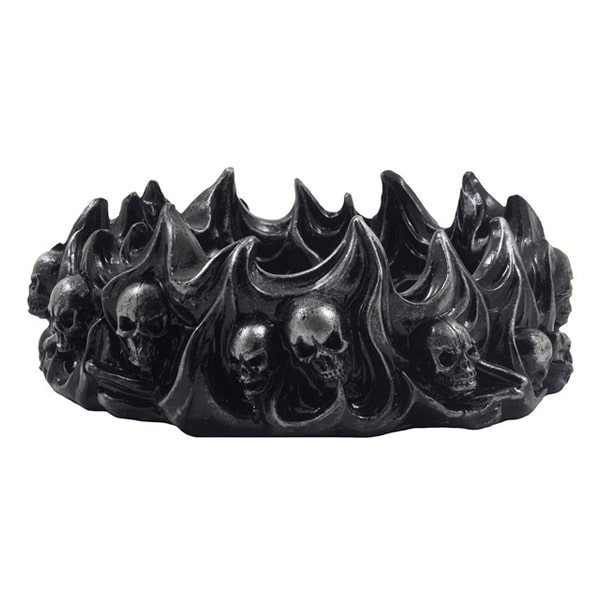Decorative Skull Ashtray