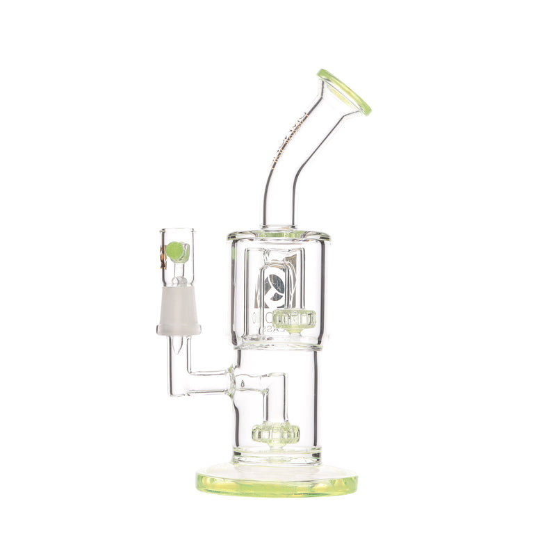 Diamond Glass Hang Man Dab Rig