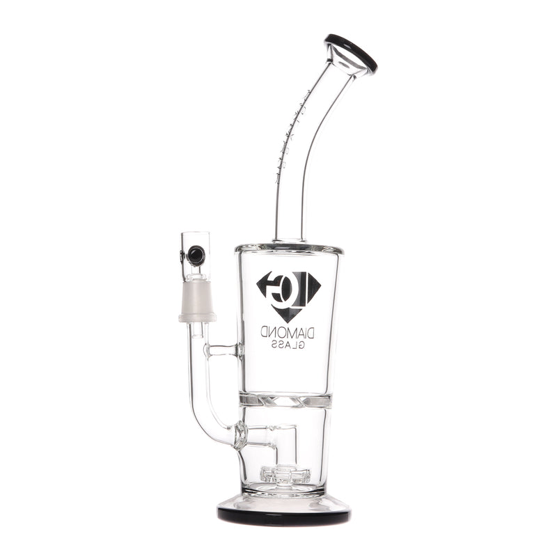Diamond Glass Titan Turbine Dab Rig