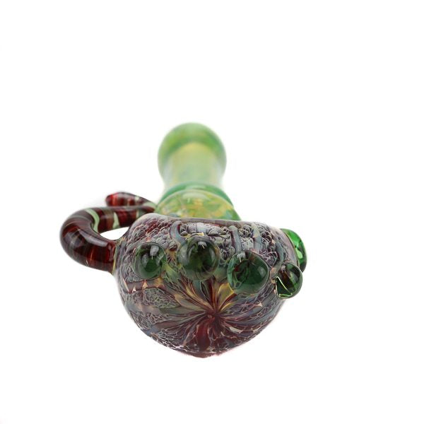 Fumed Dragon Tail Pipe