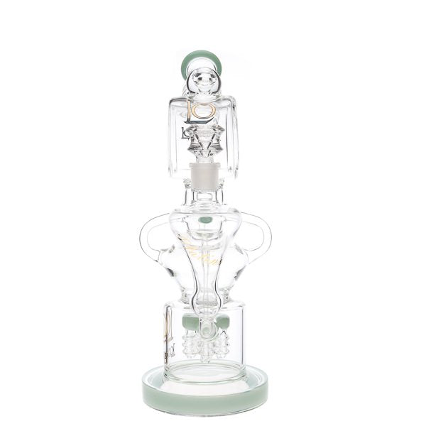 Lookah Platinum Heavy Hitter Recycler Water Pipe