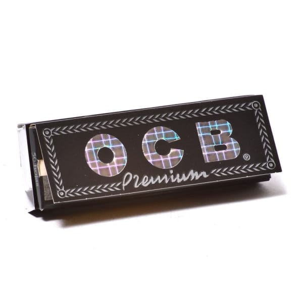 OCB Premium Rolling Papers (Tips Included)