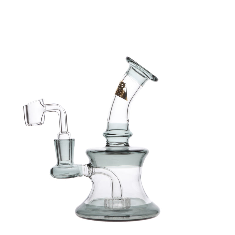RB Glass Matrix Perc Mini Dab Rig