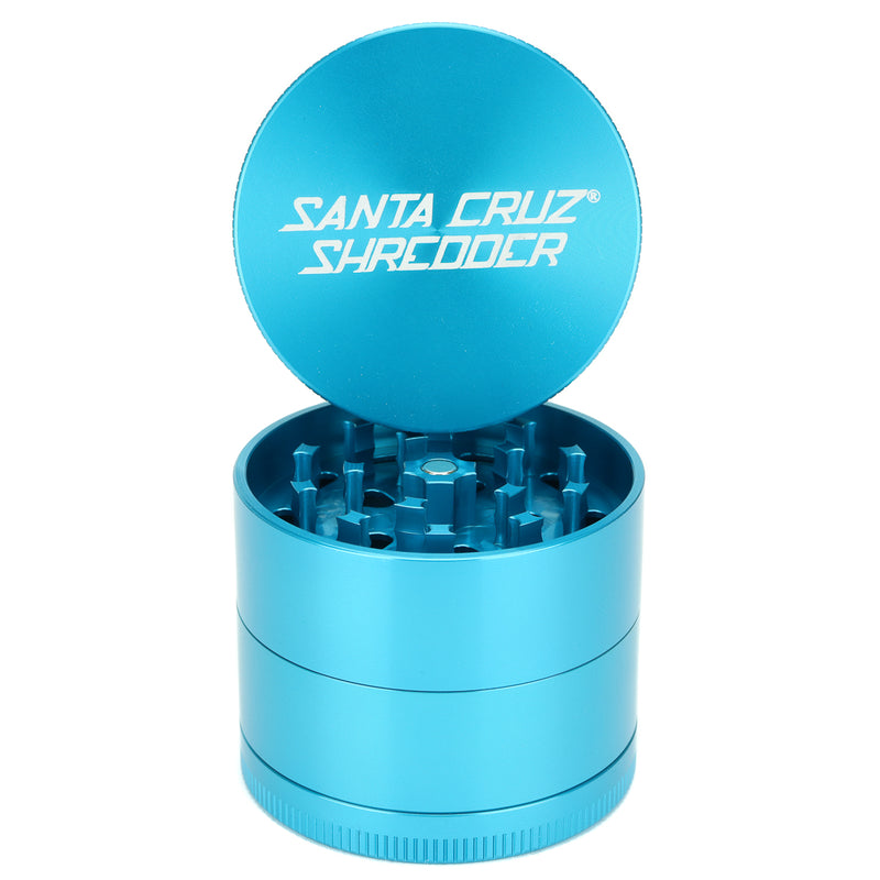 Santa Cruz Shredder Medium 4 Piece Grinder