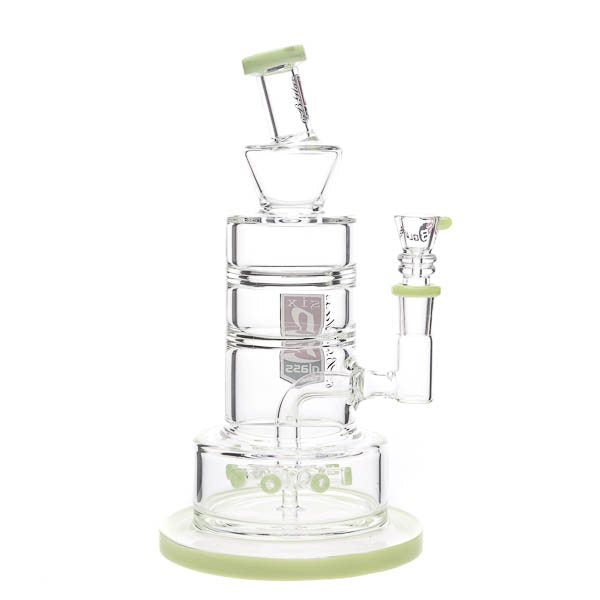 6B Glass Stacker Water Pipe