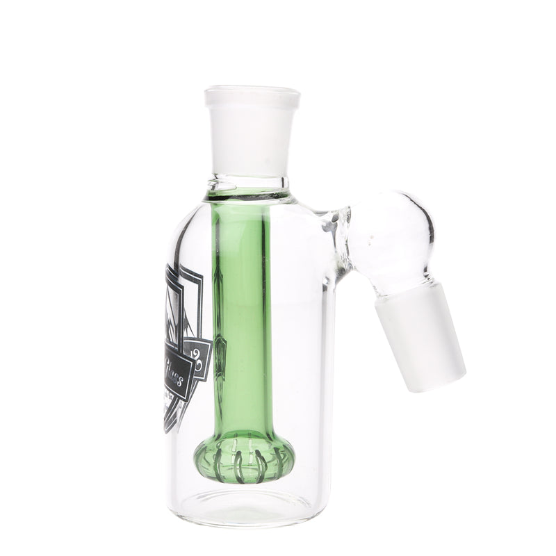 Sky High Glass 18mm 45 Degree Showerhead Ash Catcher