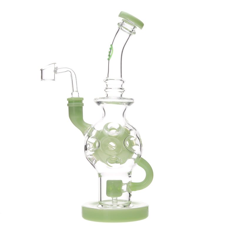 Sky High Glass Faberge Fusion Dab Rig