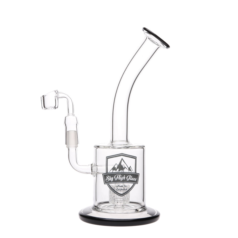 Sky High Glass LowPro Dab Rig