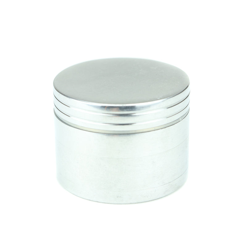 Small Aluminum 4 Piece Herb Grinder