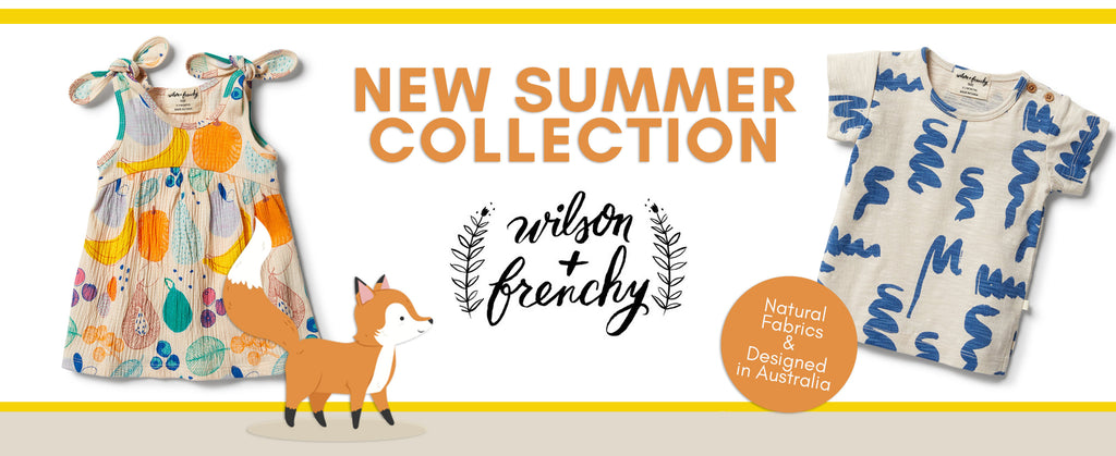 New Summer Collection_Wilson & Frenchy