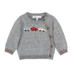 Knit jumper Bebe wool