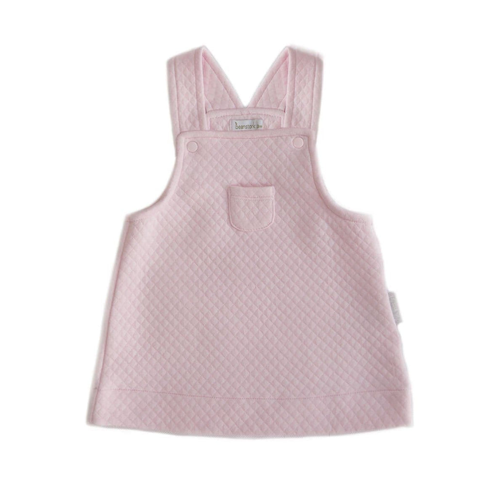 2 Piece Quilted Pinafore Set 2 Piece Set Beanstork