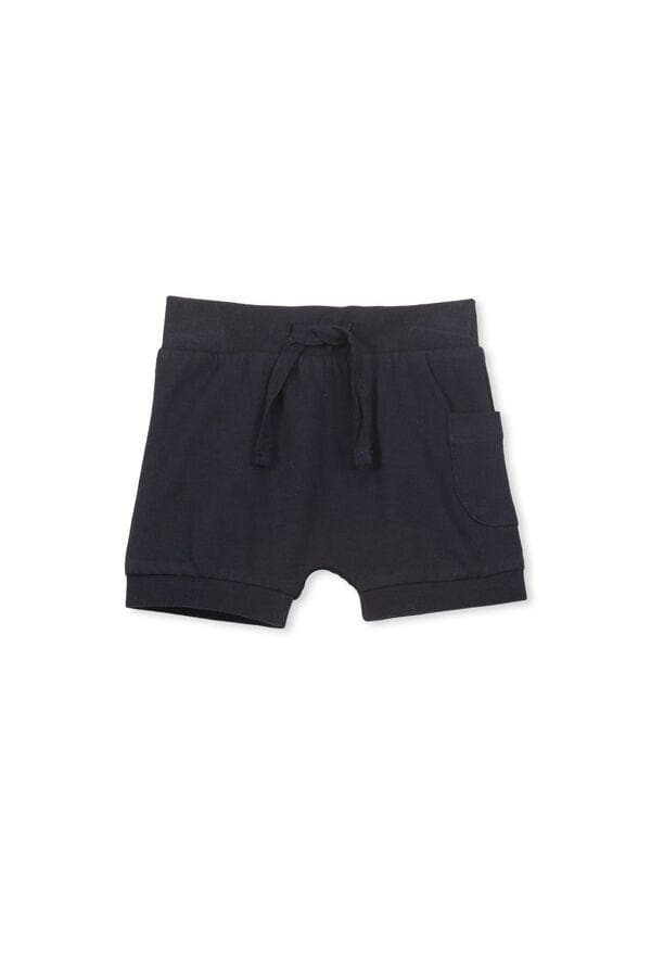 Baby Short - Midnight Blue (Milky Baby) Shorts Milky