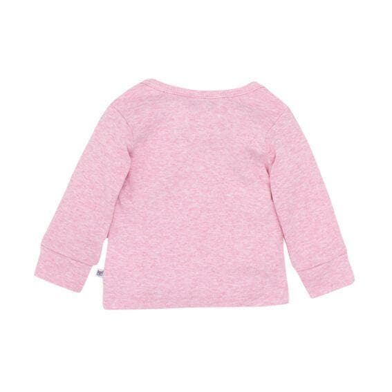 Fox & Finch Smile Face Tee - Pink