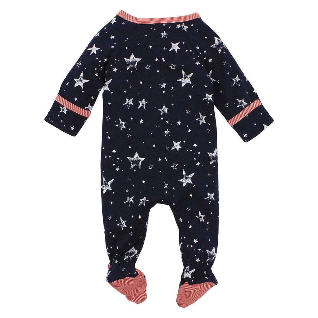 FOX & FINCH Big Top Zip Romper