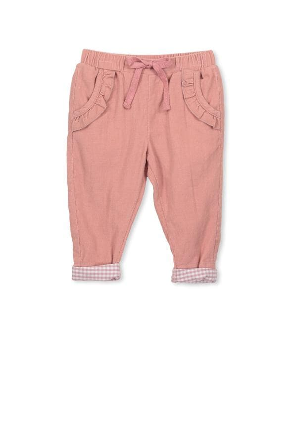 Cord Pant (Milky Baby) Pants Milky