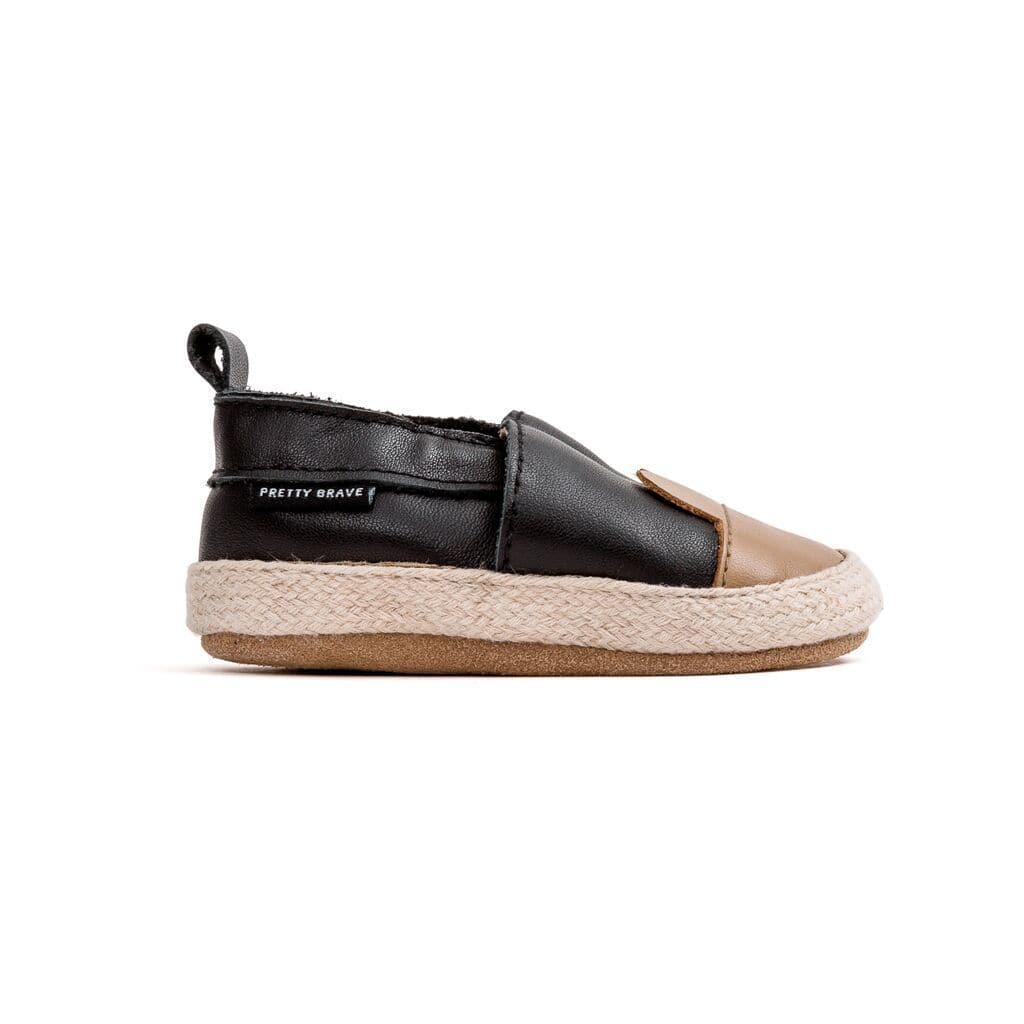 Espadrille - Black Bear Shoes Pretty Brave