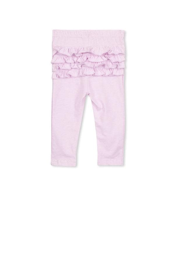 Frill Leggings (Milky Baby) Pants Milky