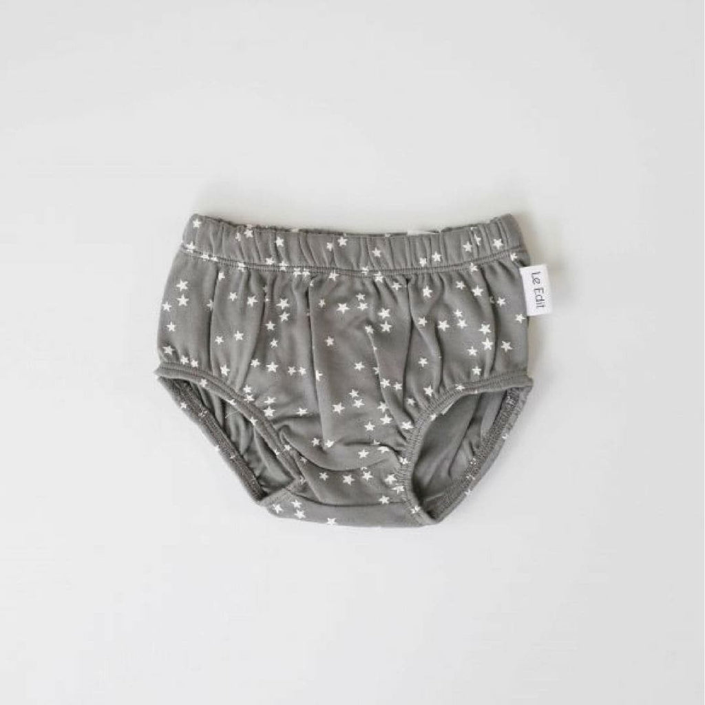 Grey Stars Bloomers Bloomers Le Edit