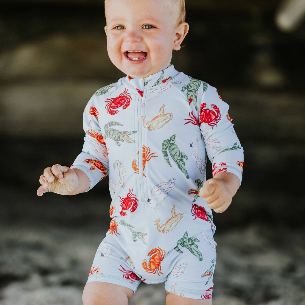 Bebe Jax Sunsuit