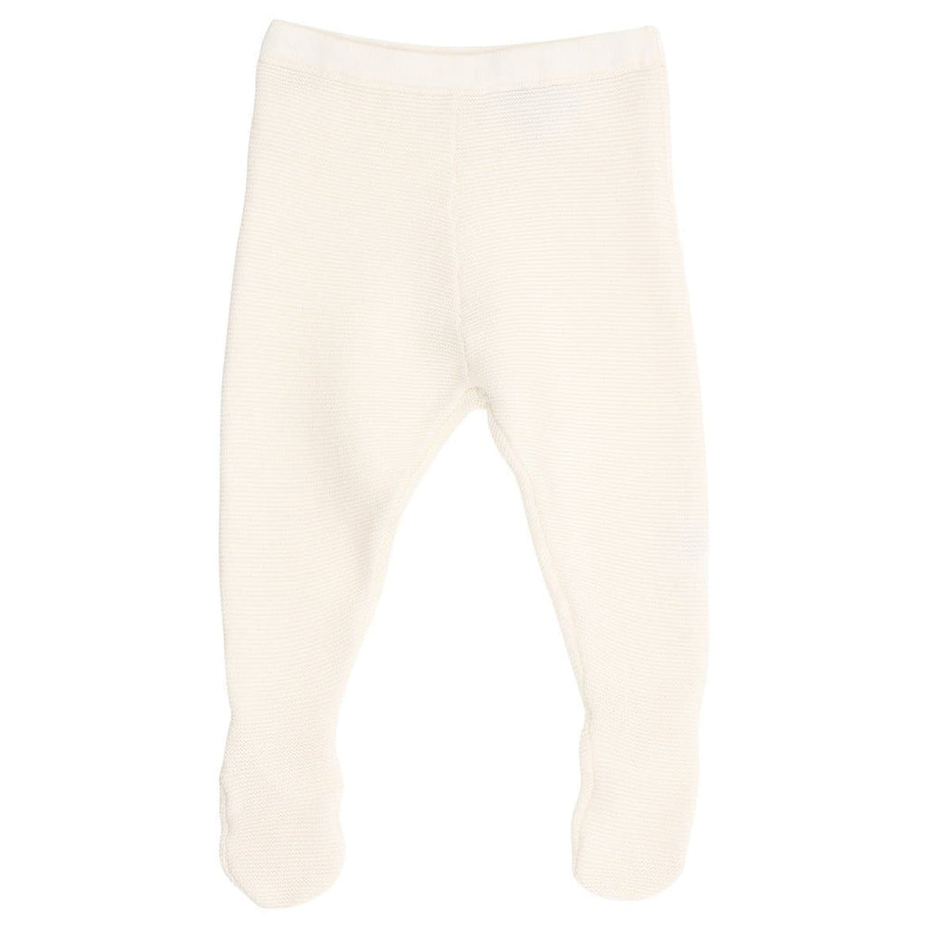 Bebe Mimi Knit Footed Leggings