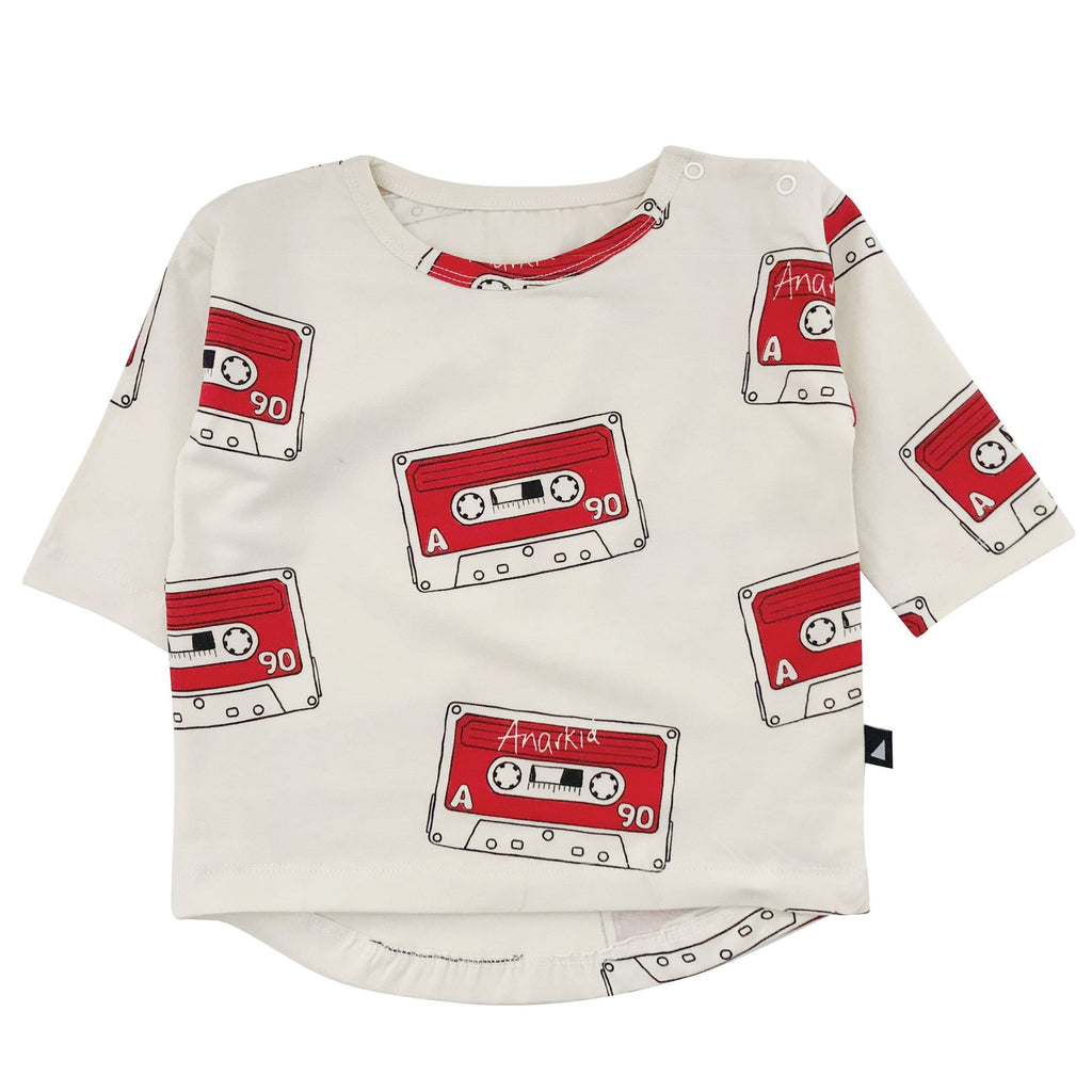 Anarkid Mix Tape Oversized Tee