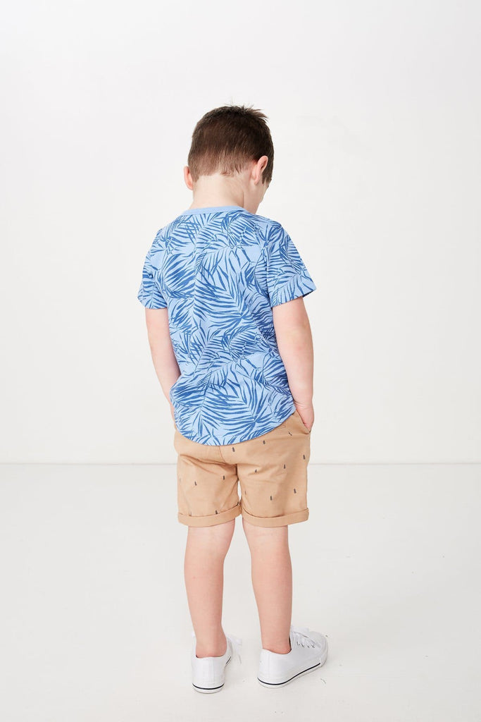 Natural Short (Milky Kids) Shorts Milky