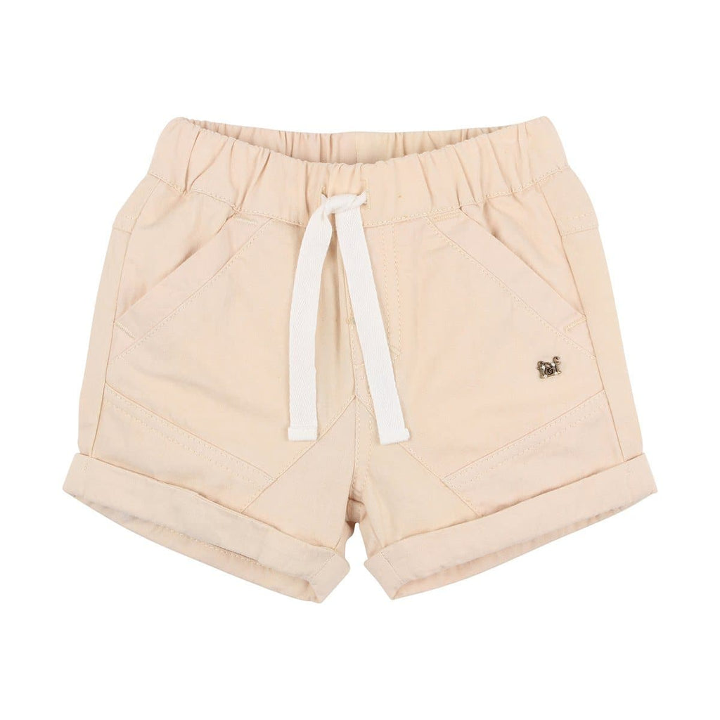 FOX & FINCH Painter Panelled Short