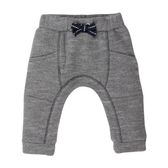 Portland Fleece Pants - Grey Marle