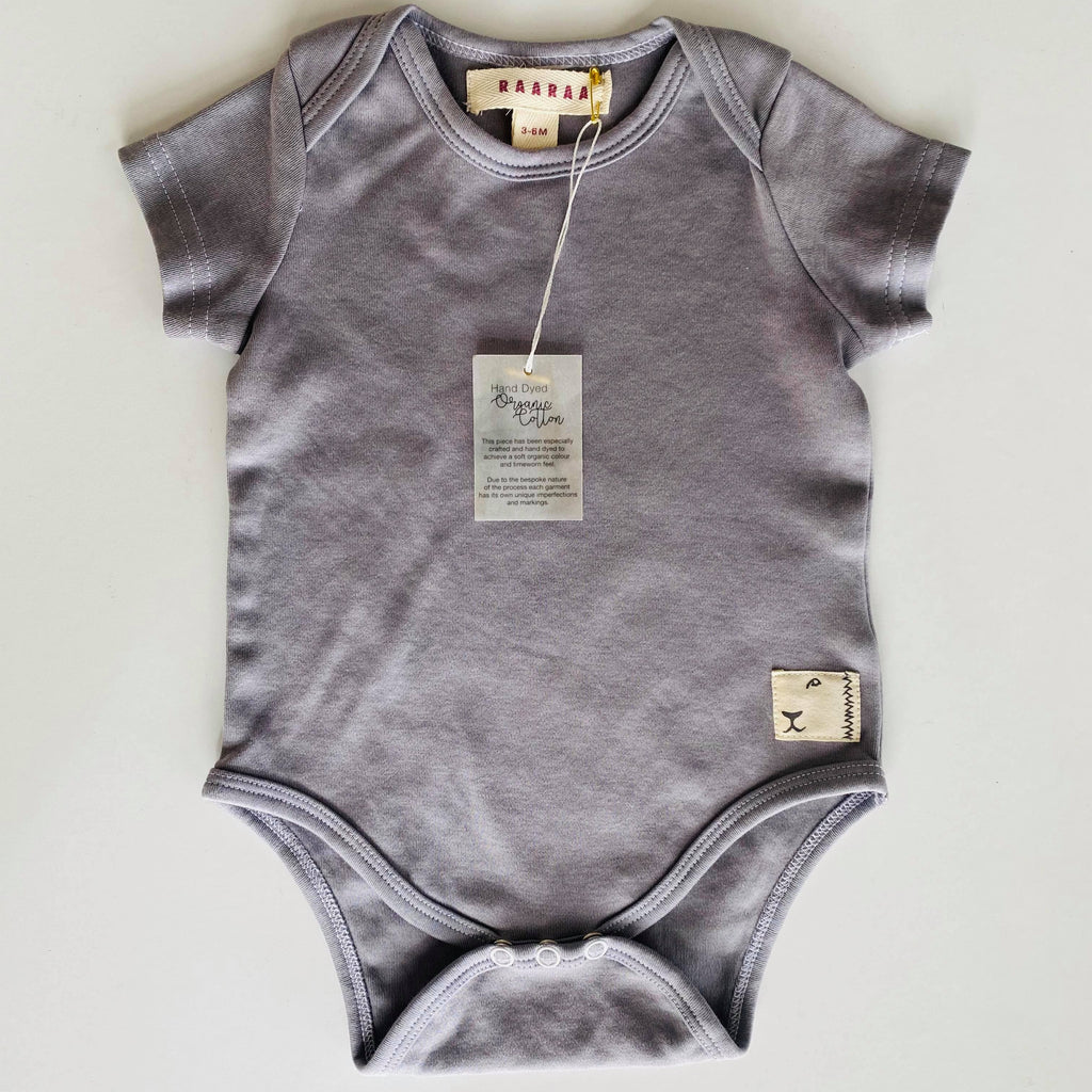 Sonny Romper - Dusty Blue Rompers RAARAA Kids