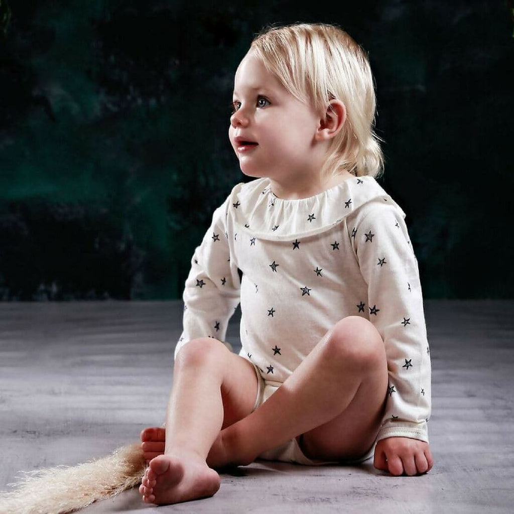 Anarkid Starry Night Frill Bodysuit